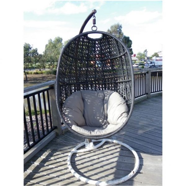 Single Hanging Egg Chair