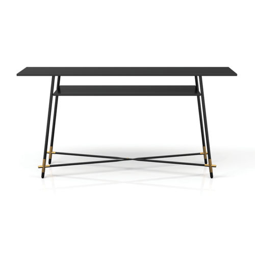 112240 4 500x500 - Platon Console Table with Open Shelf