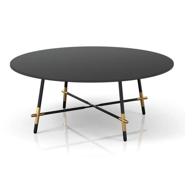 112242 2 600x600 - Platon Round Coffee Table