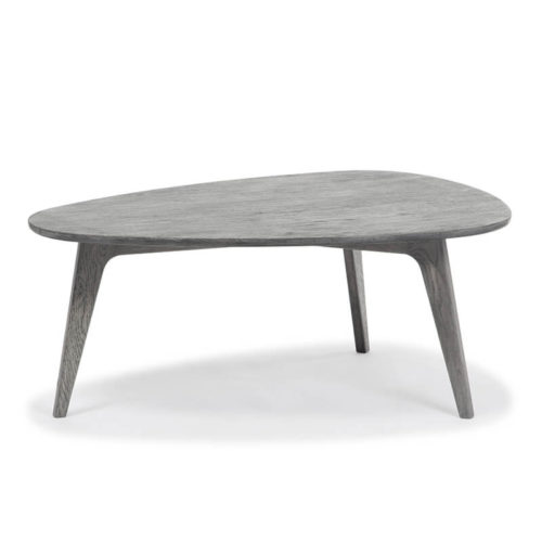 Miami Large oval coffee table light grey oak stain angle 500x500 - Myron Large Occassional Table