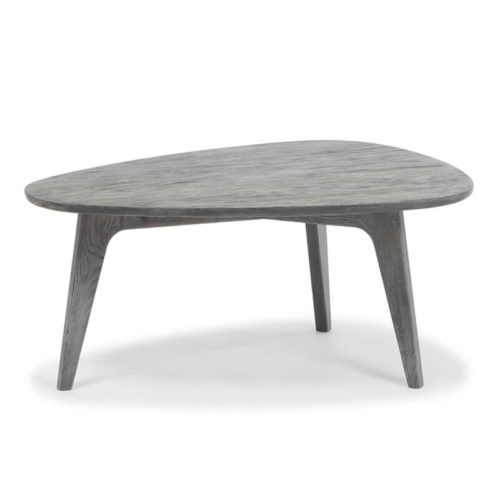 Miami Small oval coffee table light grey oak stain angle 500x500 - Myron Small Occassional Table