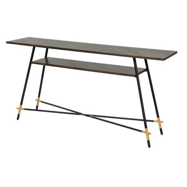 112250 b 600x600 - Dorus Console Table with Open Shelf